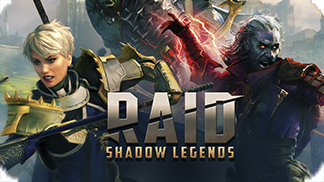 Игра Raid: Shadow Legends - стань повелителем демонов!