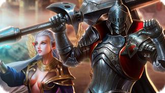 Игра Kings of War - создай свою империю!