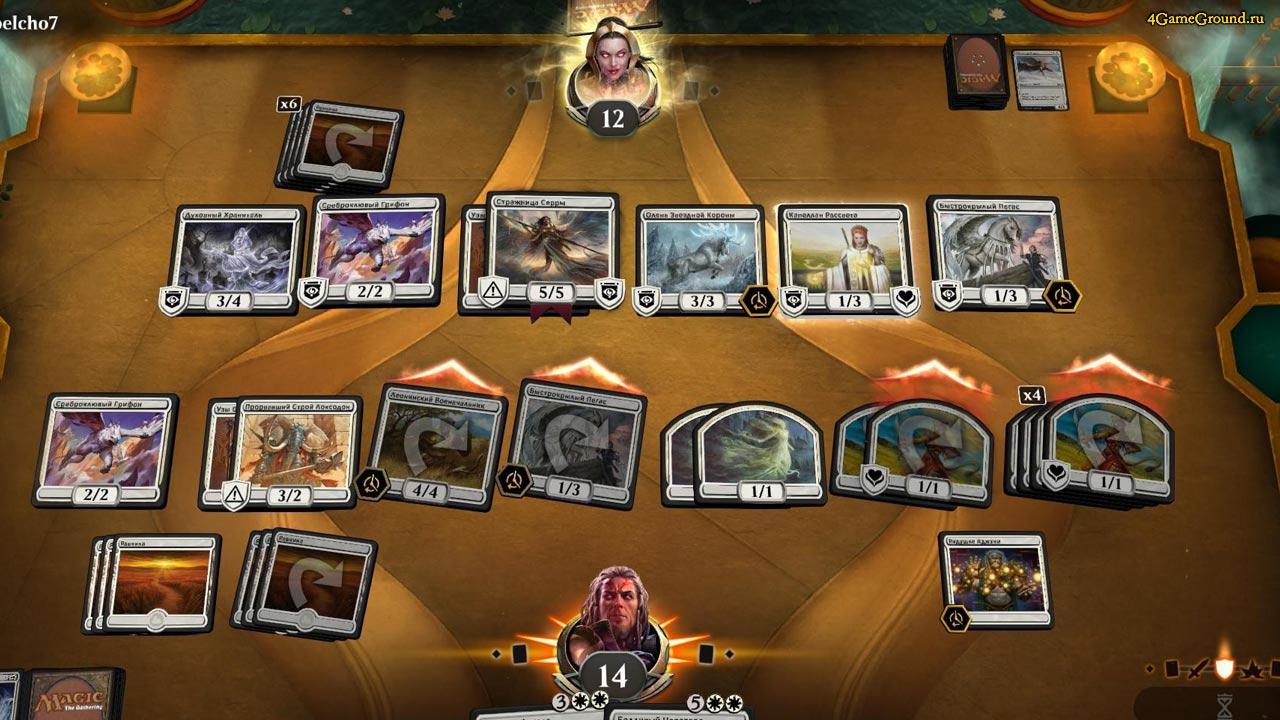 Magic карты играть онлайн игры европейская рулетка