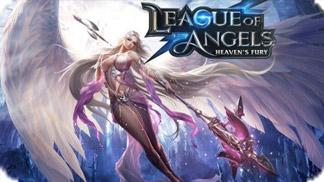 Игра League of Angels 4: Ярость Небес