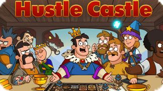 Игра Hustle Castle