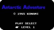 Игра Арктические приключения / Antarctic Adventure (NES)