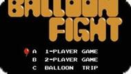 Игра Борьба на шариках / Balloon Fight (NES)