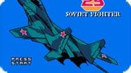 Игра МиГ 29: Советский Истребитель / MiG 29: Soviet Fighter (NES)