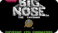 Игра Носатый пещерный человек / Big nose the caveman (NES)