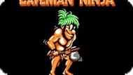 Игра Пещерный ниндзя / Сaveman ninja (NES)