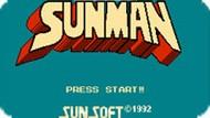 Игра Человек солнца / Sunman (NES)