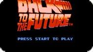 Игра Назад в будущее / Back To The Future (NES)