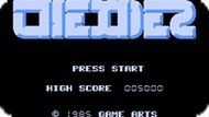 Игра Зексдер / Thexder (NES)