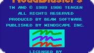 Игра Дорожные взрыватели / RoadBlasters (NES)