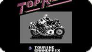 Игра Лучший гонщик / Top Rider (NES)