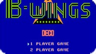 Игра В-Крылья / B-Wings (NES)