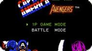 Игра Капитан Америка / Captain America (NES)
