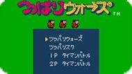 Игра Война Тсупари / Tsuppari Wars (NES)
