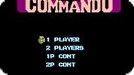 Игра Коммандос / Commando (NES)