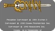 Игра Конан / Conan (NES)