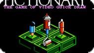 Игра Пиктион / Pictionary (NES)