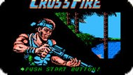 Игра Перекрёстный огонь / Cross fire (NES)