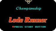 Игра Золотая лихорадка: Чемпионат / Championship Lode Runner (NES)