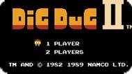 Игра Диг Даг 2 / Dig Dug 2 (NES)