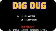 Игра Диг Даг / Dig Dug (NES)
