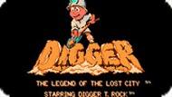 Игра Диггер: легенда о потерянном городе / Digghe Legend of the Lost City (NES)