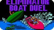 Игра Гонки на катерах! / Racing on boats (NES)