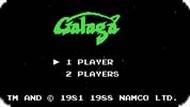 Игра Галага / Galaga (NES)