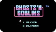Игра Призраки и гоблины / Ghosts'n Goblins (NES)