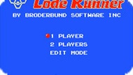 Игра Золотая лихорадка / Lode Runner (NES)