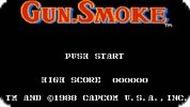 Игра Оружейный дым / Gun Smoke (NES)
