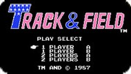 Игра Легкая атлетика / Track and Field (NES)