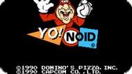 Игра Йо! Ноид / Yo! Noid (NES)