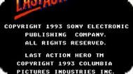 Игра Последний киногерой / Last Action Hero (NES)