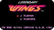 Игра Легендарные Крылья / Legendary Wings (NES)