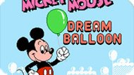 Игра Микки Маус: Шар Мечты / Mickey Mouse: Dream Balloon (NES)