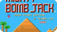 Игра Великий Джек / Mighty Bomb Jack (NES)