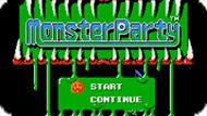 Игра Вечеринка Монстров / Monster Party (NES)
