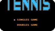 Игра Теннис / Tennis (NES)