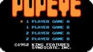 Игра Попай / Popeye (NES)