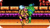 Игра Черепашки ниндзя 4: Драки / TMNT Tournament Fighters (NES)