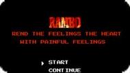 Игра Рембо / Rambo (NES)
