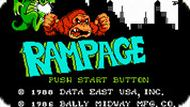 Игра Волнение / Rampage (NES)