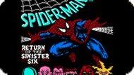 Игра Человек-паук: возвращение зловещей шестерки / Spider-Man: Return of the Sinister Six (NES)