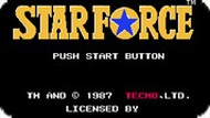 Игра Звездный десант / Star Force (NES)