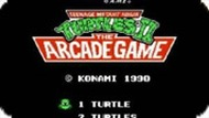 Игра Черепашки ниндзя 2: Аркада / TMNT The Arcade Game (NES)