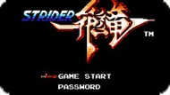 Игра Страйдер / Strider (NES)