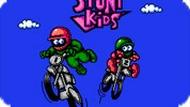 Игра Дети-трюкачи / Stunt Kids (NES)