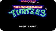Игра Черепашки ниндзя / Teenage Mutant Ninja Turtles (NES)