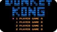 Игра Донки Конг / Donkey Kong (NES)